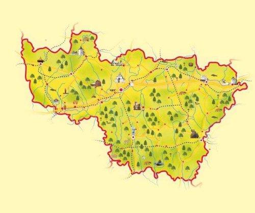 Но именно из этого пятачка земли, из Владимиро-Суздальского княжества, располагавшегося в междуречье Оки и Волги.