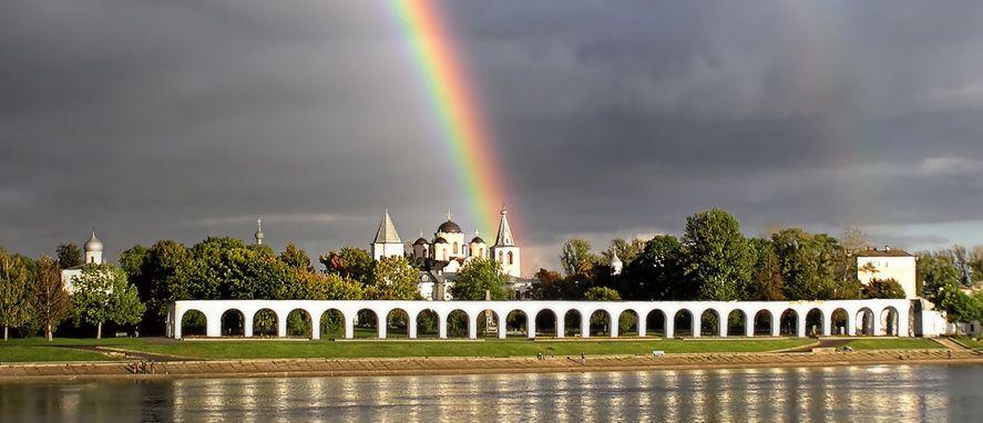 Великий Новгород, Старая Русса, Озерный Валдай