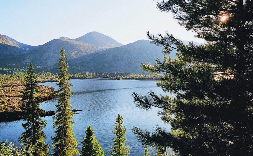 синоним экологический туризм