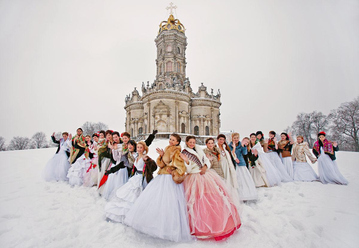 Сбежавшие невесты-2013: Уфа