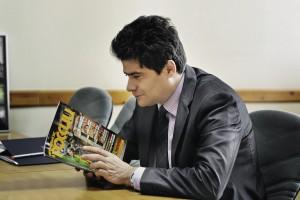 Заместитель главы администрации города Екатеринбурга по стратегическому планированию, экономике и финансам Александр Высокинский.