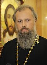 Директор Паломнического центра Московского Патриархата иеромонах Никодим (Колесников).