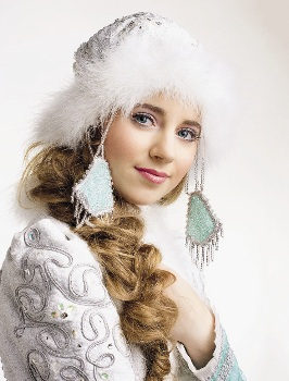 1 снегурка