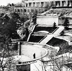 Санаторий в Барвихе 1929-1934 г. Здесь создали маленький рай.