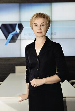 Галина Бабкина, министр экономического развития Новосибирской области