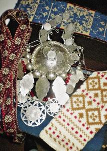 Гордость музея– старинные серебряные украшения.