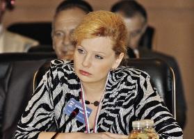 Руководитель общенационального проекта «Социальный туризм России» Светлана Ануфриенко.
