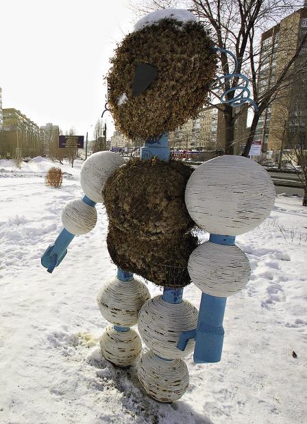 Самара – единственный город в России, где поставлен памятник  инопланетянам