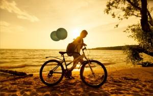 фестивали20 - турист на велосипеде