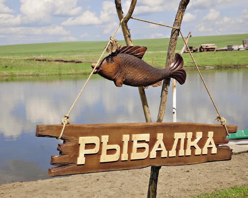 На Алтае тоже есть ранчо. Называется Prostokvashino.