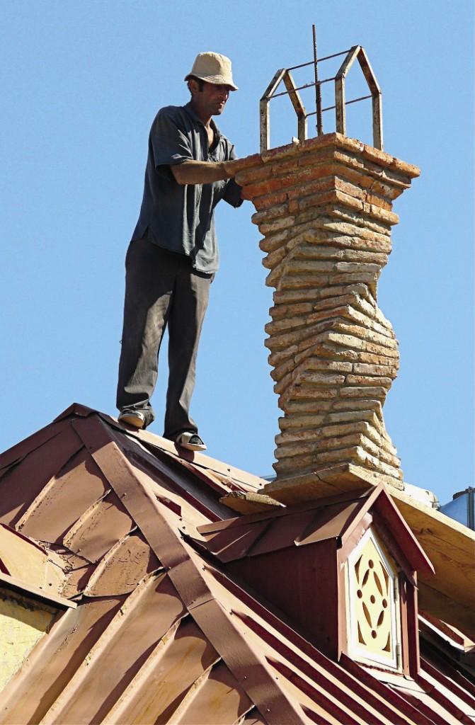 В нескольких кварталах старого Тбилиси прошла эффектная реставрация.