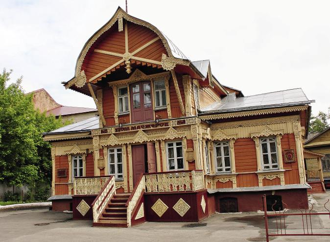 «Дом мастеров» – клуб и музей. Тут уникальная коллекция старинных предметов, изготовленных умельцами со всех калужских земель.