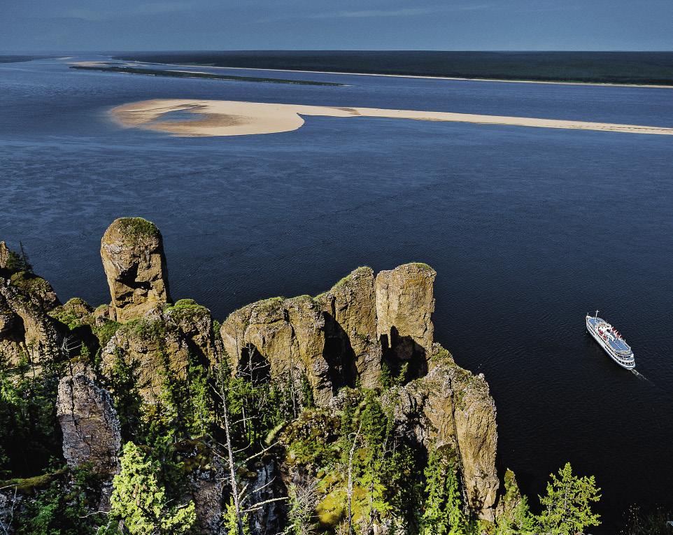 Любимым местом блогера стала Якутия – «одна восьмая территории России, безумно красивая и незагаженная по причине труднодоступности».