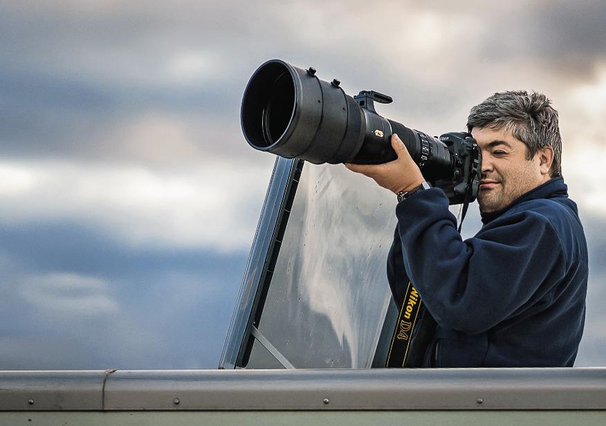 Семь лет назад Сергей Доля приоритетным в своей жизни сделал путешествия и фотографию.