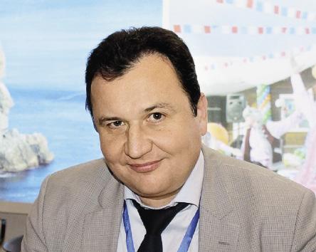 Заместитель руководителя Федерального агентства по туризму (Ростуризм) Николай Королёв.