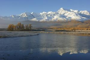 Алтайские ледники