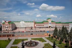 Йошкар-Ола — столица Республики Марий Эл