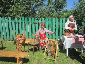 Рязанская область. Фестиваль малины