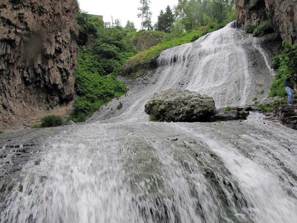 Джермук – еще один уютный городок Армении