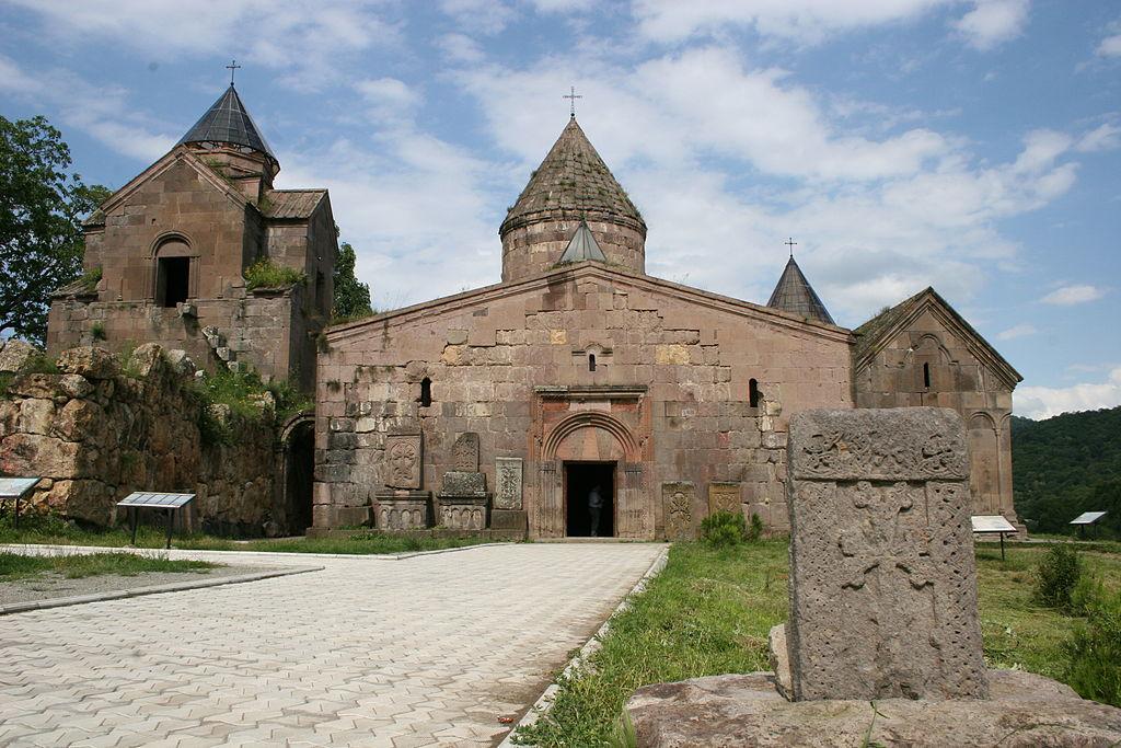 Древний средневековый монастырь 8 века – Гошаван