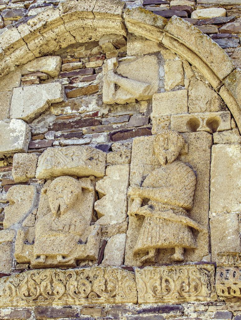 В долине сохранился и христианский храм Х века. Несмотря на древний возраст, он в неплохом состоянии. Республика Ингушетия