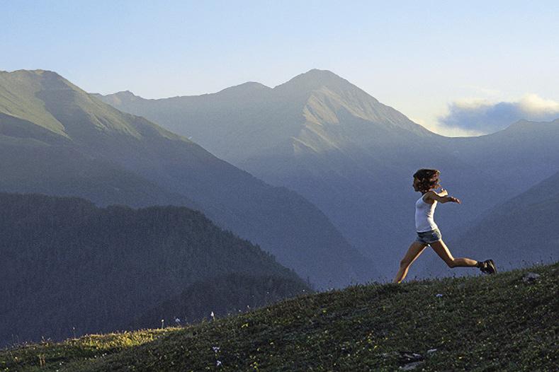 Покой, воля, свобода – вот главные богатства, которые можно обрести в этих горах. Карачаево-Черкесия