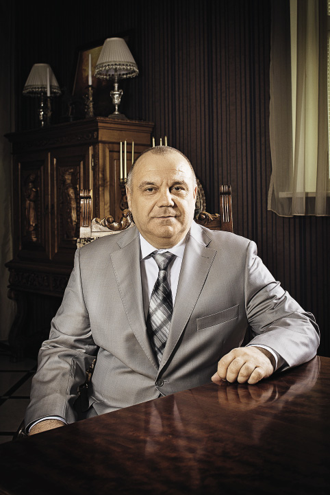 Гендиректор компании «Гранд Сервис Экспресс» Владимир  Соколов