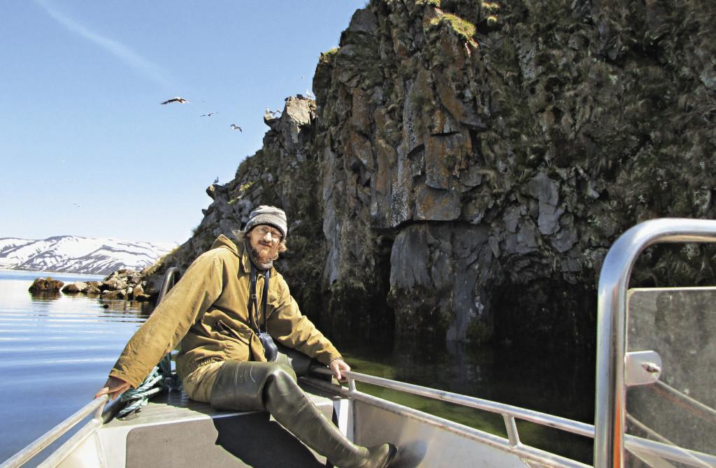 28-летний путешественник из города камышина Иван Ширяев