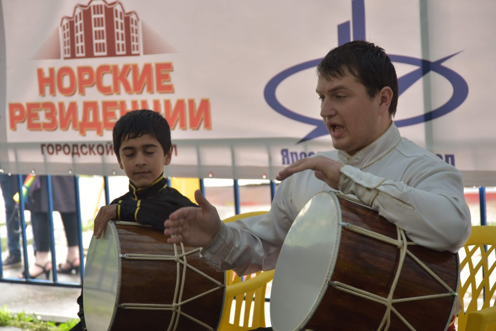 Ансамбль кавказского танца «Асса» . Ярославская область