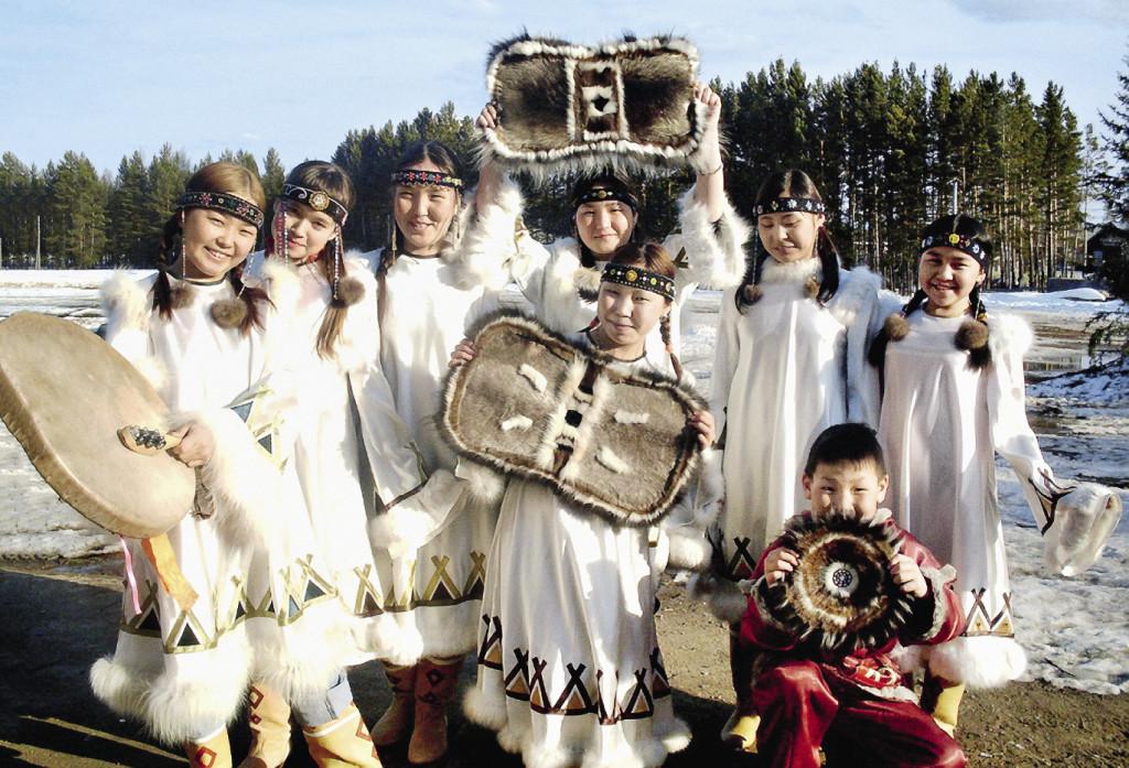 Эвенки, живущие на обширной территории Восточной Сибири, берегут традиции предков. Восточная Сибирь