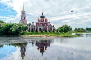 Воскресенский собор в Старой Руссе, Новгородская область