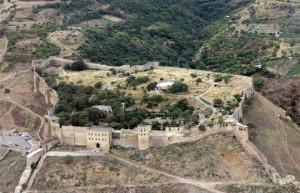 Дербентская крепость. Республика Дагестан