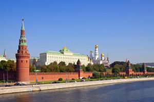 Кремль в Москве. © Яков Филимонов / Фотобанк Лори