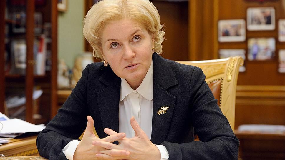 Заместитель председателя Правительства Российской Федерации .Фото: Глеб Щелкунов / Коммерсантъ