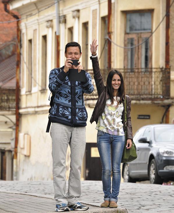 Насколько радостной окажется жизнь туристов в российских городах, зависит, уважаемые чиновники, в первую очередь от вас!