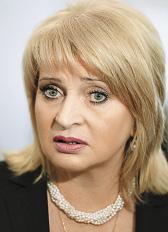 АЛЛА МАНИЛОВА, заместитель министра культуры РФ