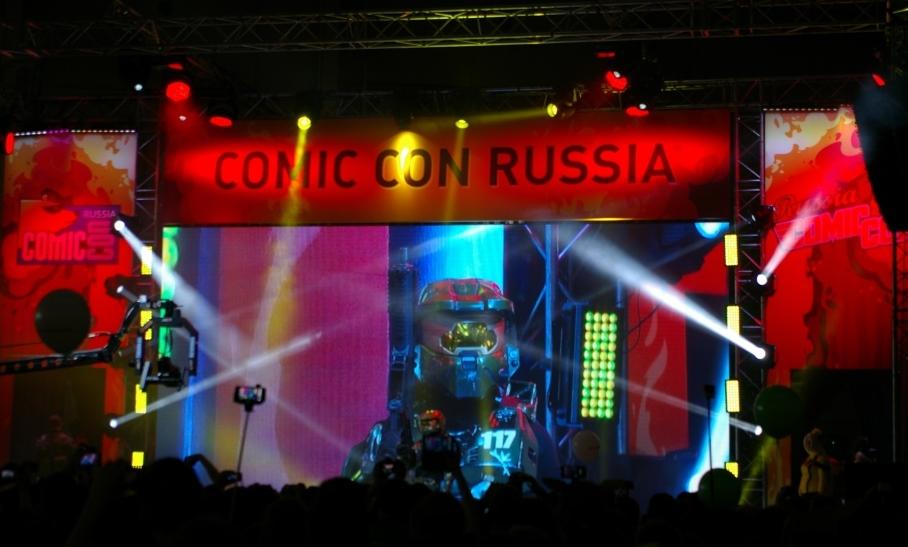 Фестиваль Comic Con в российской столице посетили 160 тыс. человек