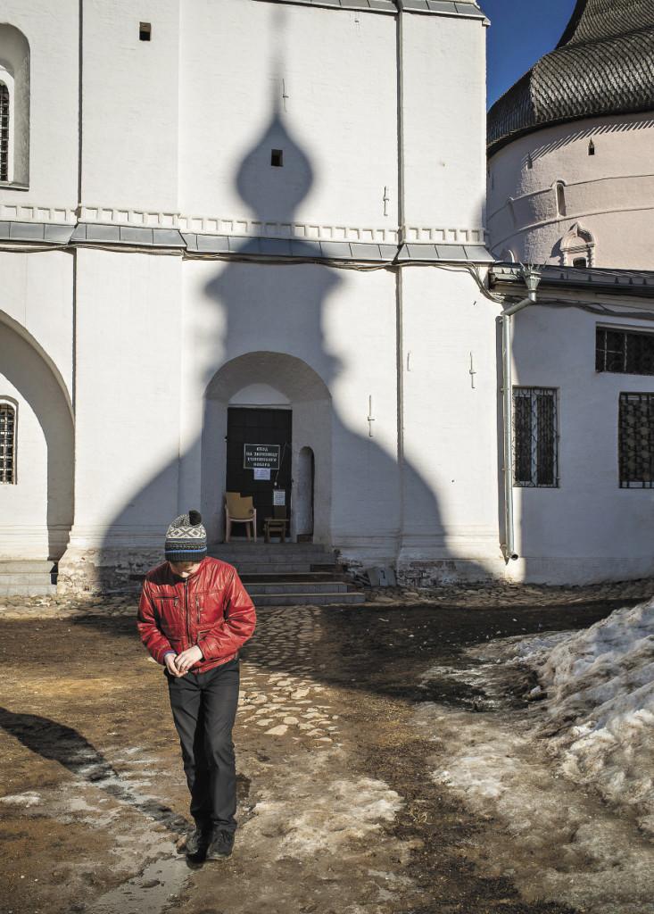 Не исключено, что будущее Ростова Великого связано с развитием туризма. Ярославская область