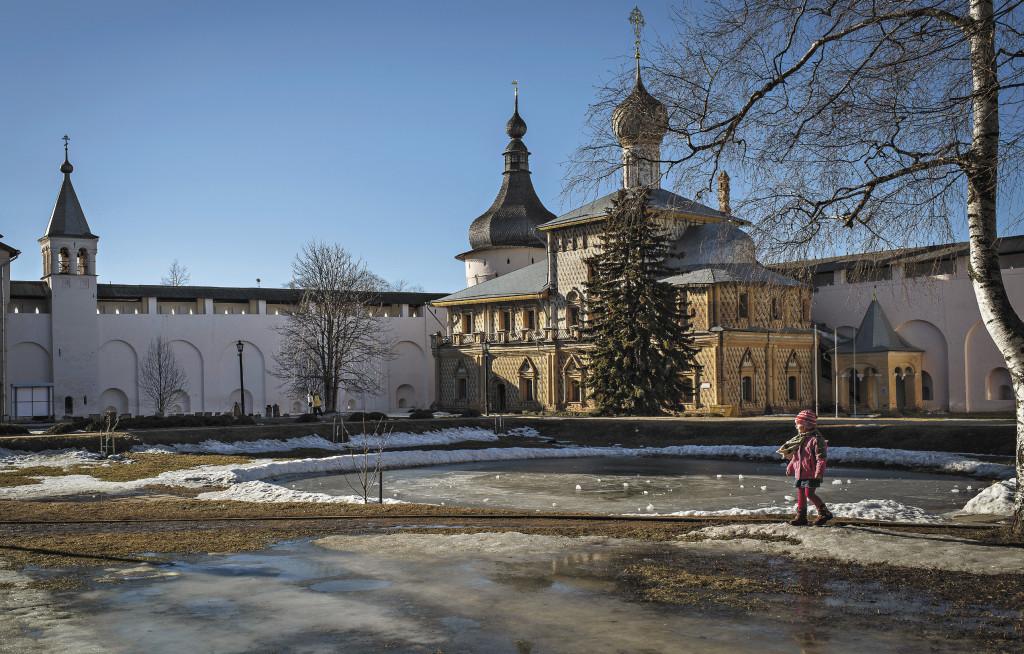 Старинные колокола и сегодня возвещают о важных религиозных событиях. Ярославская область
