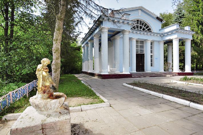 Современный Кашин – это смешение советских пятиэтажек и старых особняков. Кашин. Тверская область