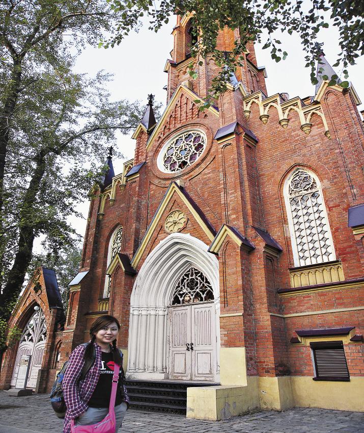 Бывший католический костел в Иркутске превратили в органный зал. Иркутская область