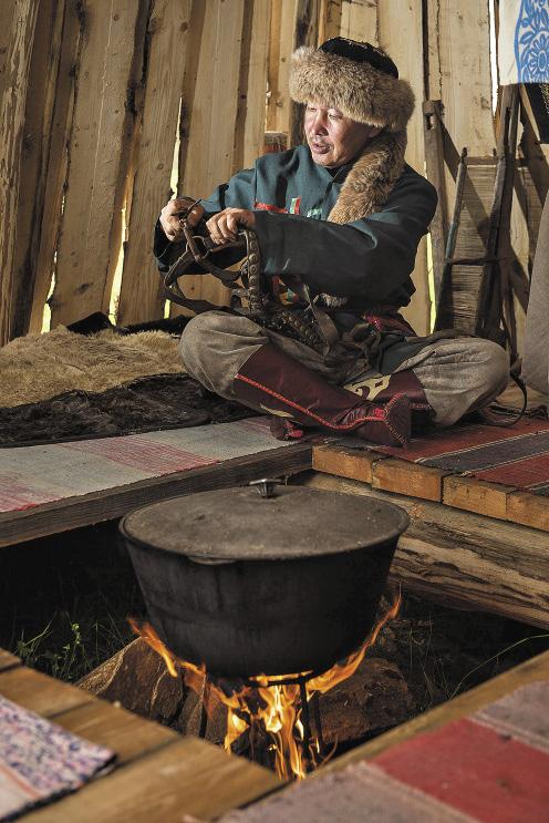 Многие традиционные блюда местной кухни принято готовить в казане. Алтайский край