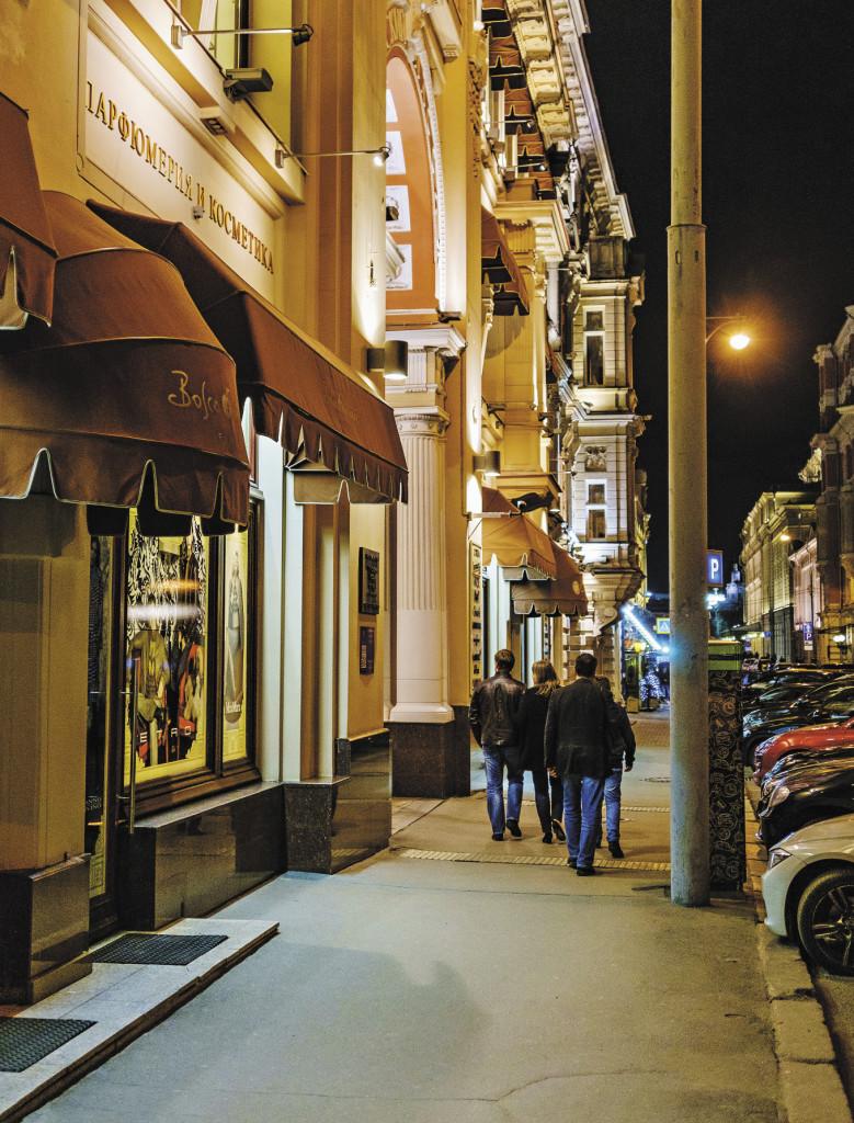 Москва предновогодняя. В столице в любое время года много туристов из России и из-за рубежа.