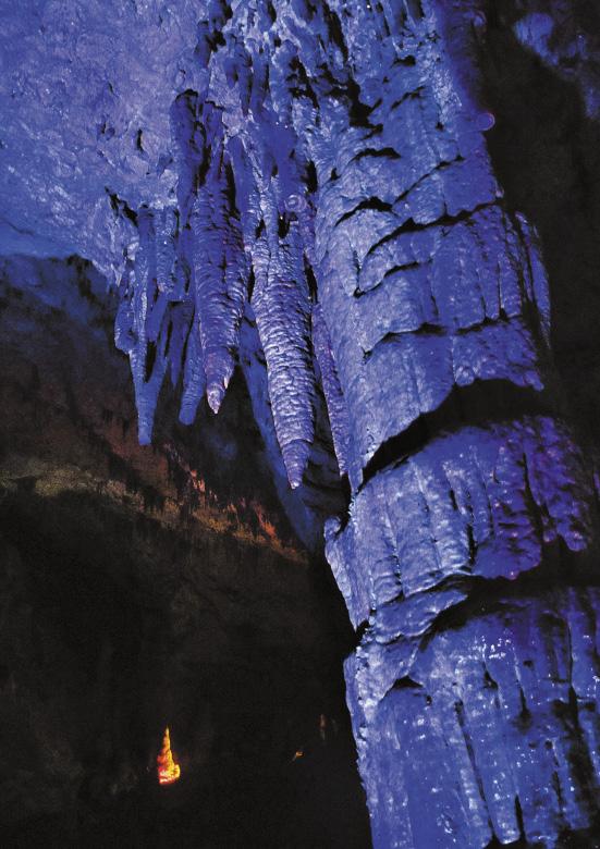 Адыгея. Большая Азишская пещера.