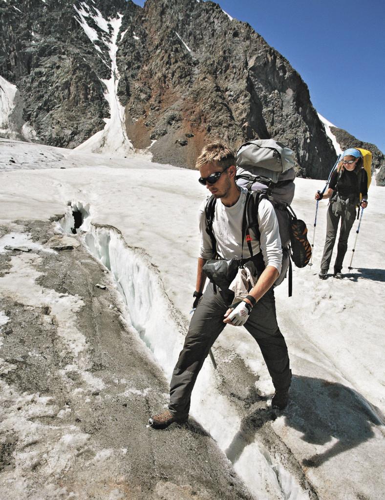 В Алтайском крае есть все возможности для равнинного и горного туризма.
