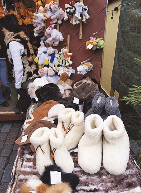 Эстония славится предметами зимнего гардероба.