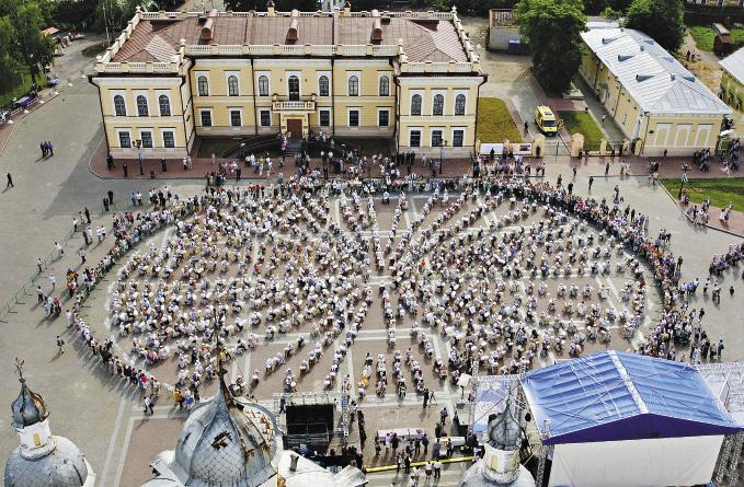 Вологодчина выступает основным координатором глобального проекта «Серебряное ожерелье».