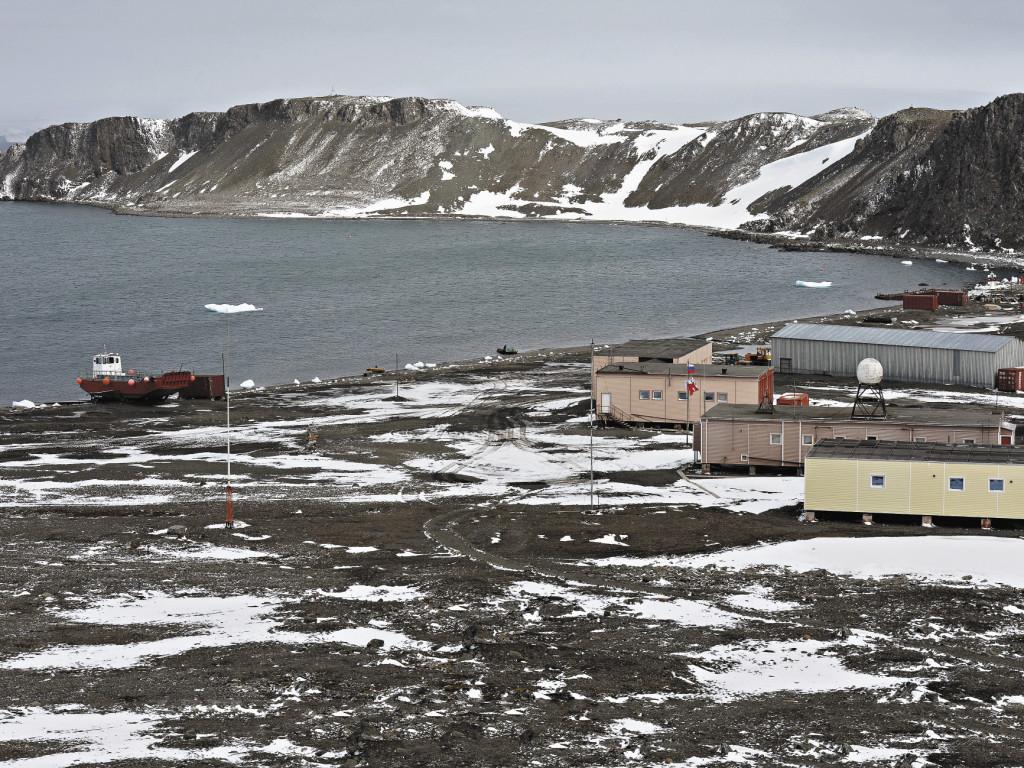 «Беллинсгаузен» – самая северная, ближайшая к экватору, российская антарктическая станция.