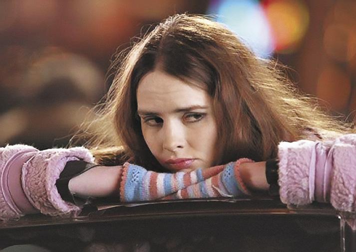 Картина «Неваляшка» – одна из первых ее актерских удач.