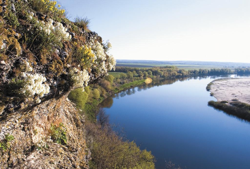 Автотуристский кластер «Задонщина», заповедник «Галичья гора».